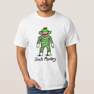 Sock Monkey Tshirt Oh Yeah!
