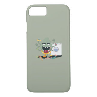Sock Monster iPhone 7 Case