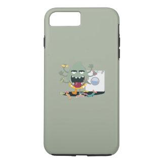 Sock Monster iPhone 7 Plus Case
