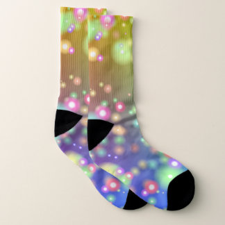 Socks - Fireflies and Fairy Lights 1
