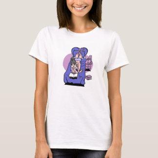 Socks Girl T-Shirt