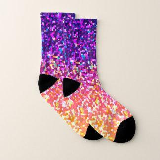 Socks Glitter Graphic