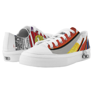"SoCo LoCo ""UNO"" Low-Top Sneakers"