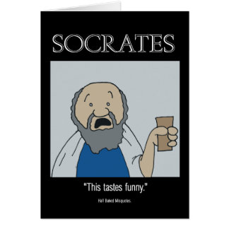 Socrates Card