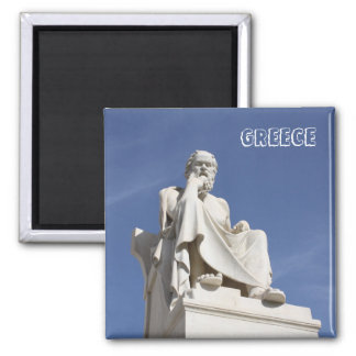 Socrates Greece Magnet