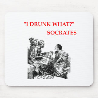 SOCRATES MOUSE PAD