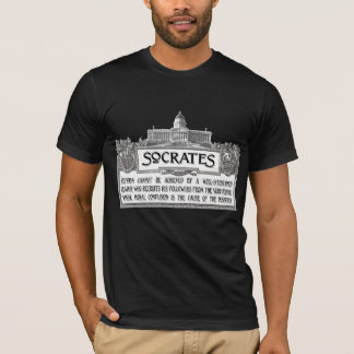 Socrates on Reformers T-Shirt