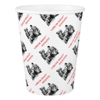 SOCRATES PAPER CUP