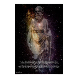 SOCRATES WHERE ART THOU? POSTER