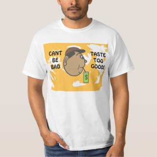 Soda Humor, Mr. Potato Head T-Shirt