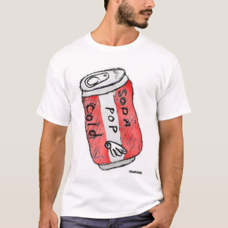 Soda Pop Cold T-Shirt