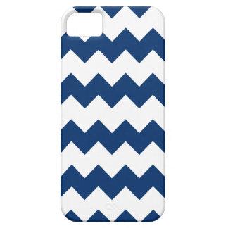Sodalite Blue Modern Zig Zag iPhone 5 Case