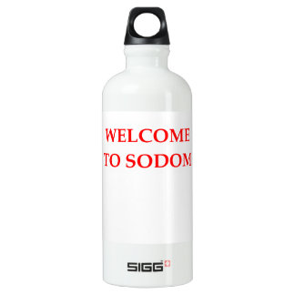 SODOM WATER BOTTLE