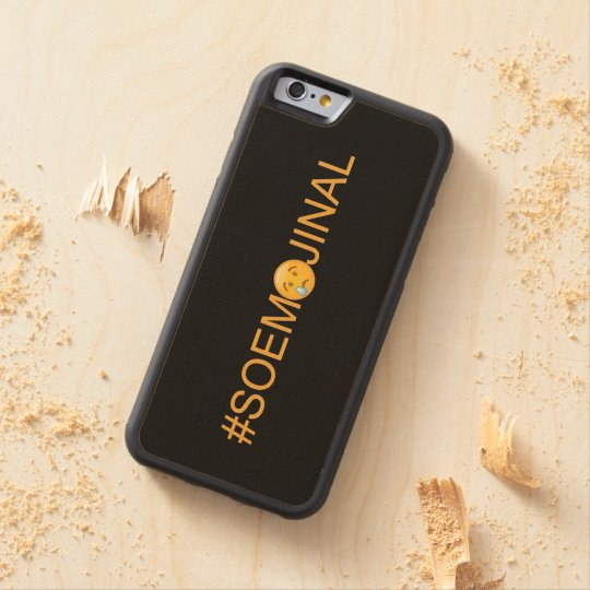 #SOEMOJINAL Phone Case
