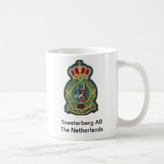 Soesterberg Air Base The Netherlands Coffee Mug