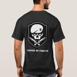 SOF T Shirt Black