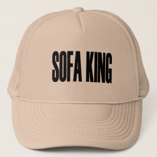 SOFA KING Baseball Cap