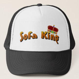 Sofa King Couch Potato Trucker Hat