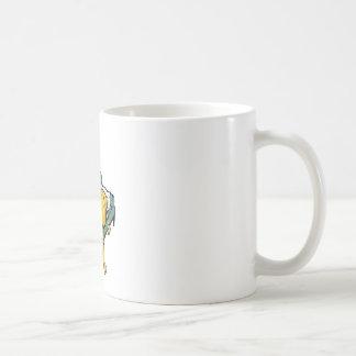 Sofa potato coffee mug
