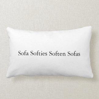 Sofa Softies Soften Sofas Pillow