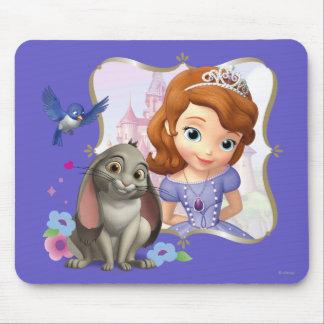 Sofia, Mia and Clover Mouse Pad