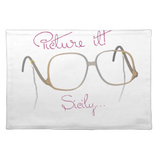 Sofia Quote - The Golden Girls - B Placemat