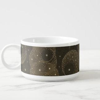 Sofia Stars Abstract Chili Bowl