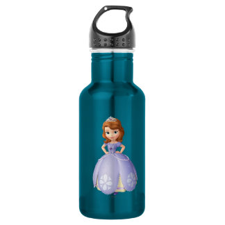 Sofia the First 2 532 Ml Water Bottle