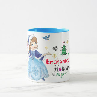 Sofia the First | Enchanted Holidays Mug