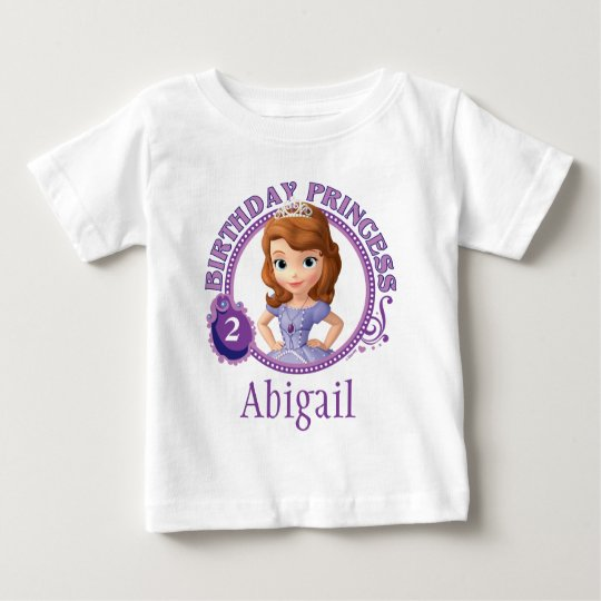 Sofia the first Clothing On this page you will find a series of links to other Web sites for find Sofia the first clothing Disney: costumes, t-shirt, sweaters, shoes, children's clothing, handbags and bags.