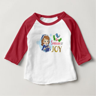 Sofia the First | Season Of Joy Baby T-Shirt