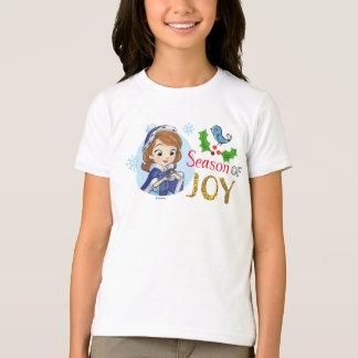 Sofia the First | Season Of Joy T-Shirt