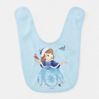 Sofia the First | Sofia The First With Friends Bib