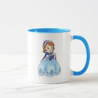 Sofia the First | Sofia's Snowflake Gown Mug