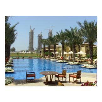 Sofitel The Palace, Old town, Dubai Postcard