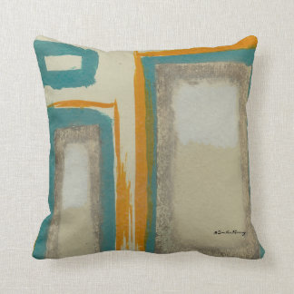 Soft And Bold Throw Pillow
