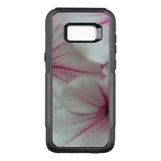 Soft and delicate Pink Petunias OtterBox Commuter Samsung Galaxy S8+ Case