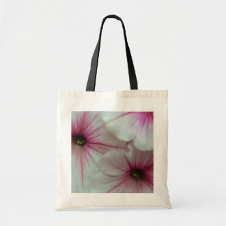 Soft and delicate Pink Petunias Tote Bag