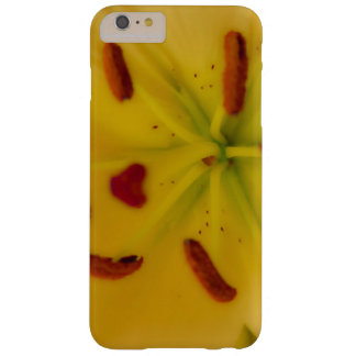 Soft and Dreamy Yellow Lily Barely There iPhone 6 Plus Case