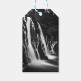 Soft and Smooth Burney Falls Gift Tags