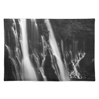 Soft and Smooth Burney Falls Place Mats