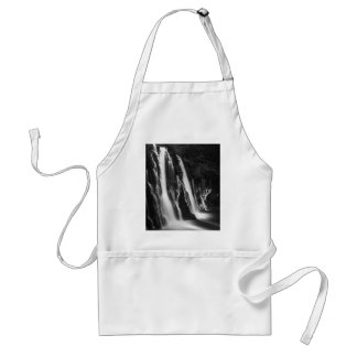Soft and Smooth Burney Falls Standard Apron