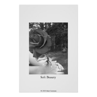 Soft Beauty Poster