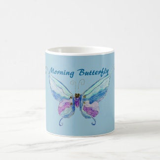 Soft Butterfly Coffee Mug