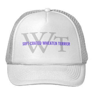 Soft-Coated Wheaten Terrier Monogram Trucker Hat