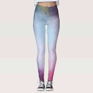 Soft Color Wash Leggings