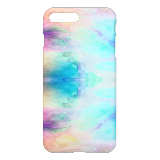 Soft Colors Tranquil Abstract Background iPhone 7 Plus Case