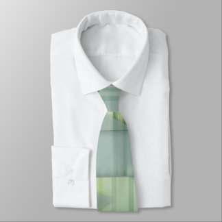 Soft Cutting 6 - Abstract Design - Tie