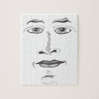 Soft Face Puzzle