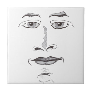 Soft Face Tile